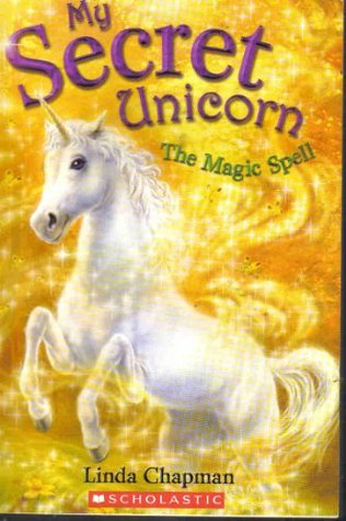 My Secret Unicorn 7 Book Gift Set with Limited Edition Charm