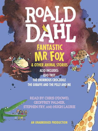 Christina Mansfield Ma S Review Of Fantastic Mr Fox And Other Animal Stories