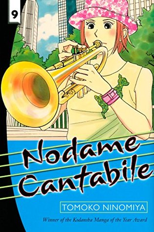 Nodame Cantabile, Vol. 9 by Tomoko Ninomiya