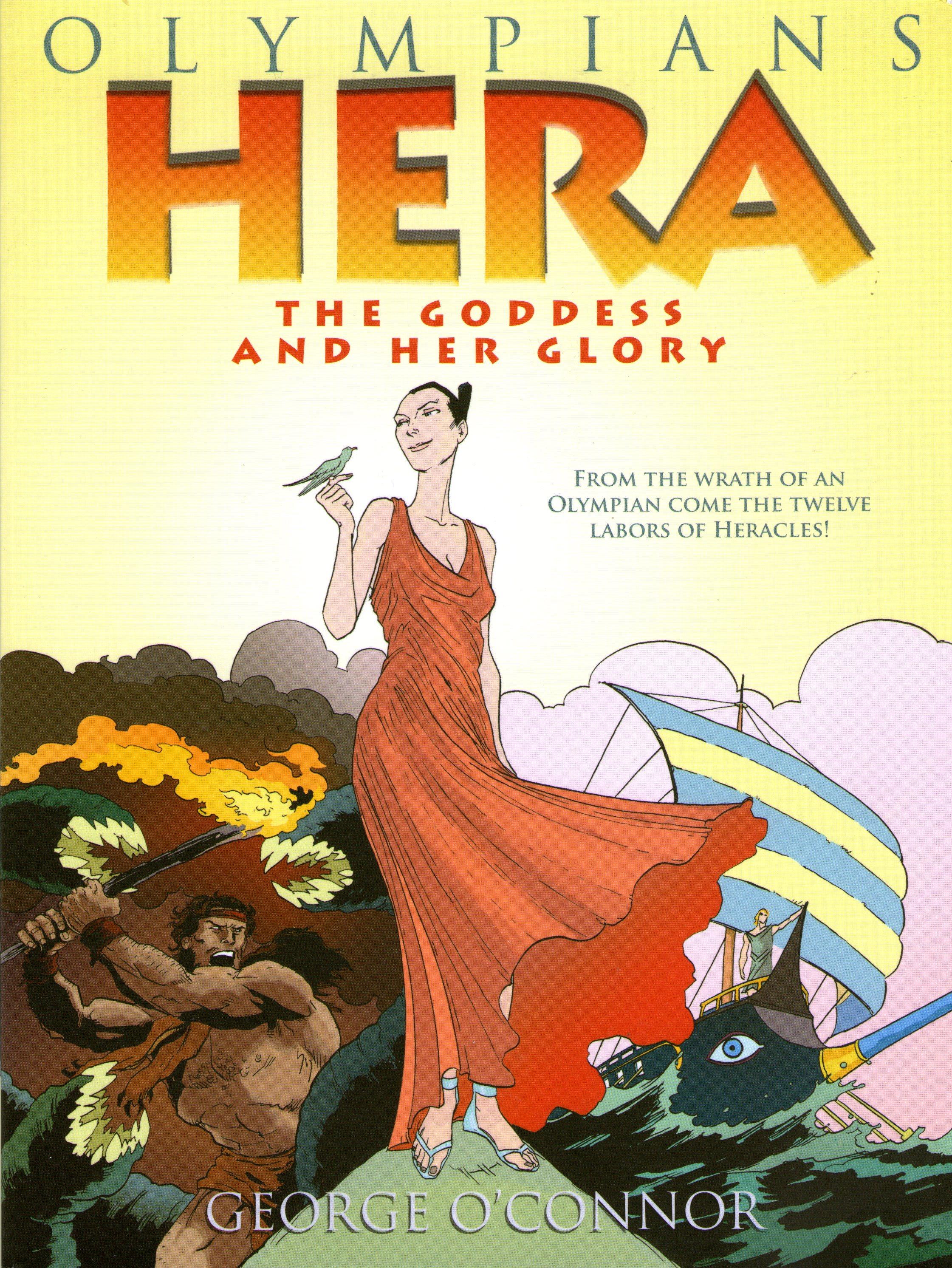 Hera: The Goddess and Her Glory