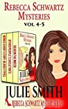 Rebecca Schwartz Mysteries 4-5 (Rebecca Schwartz Mystery Series)