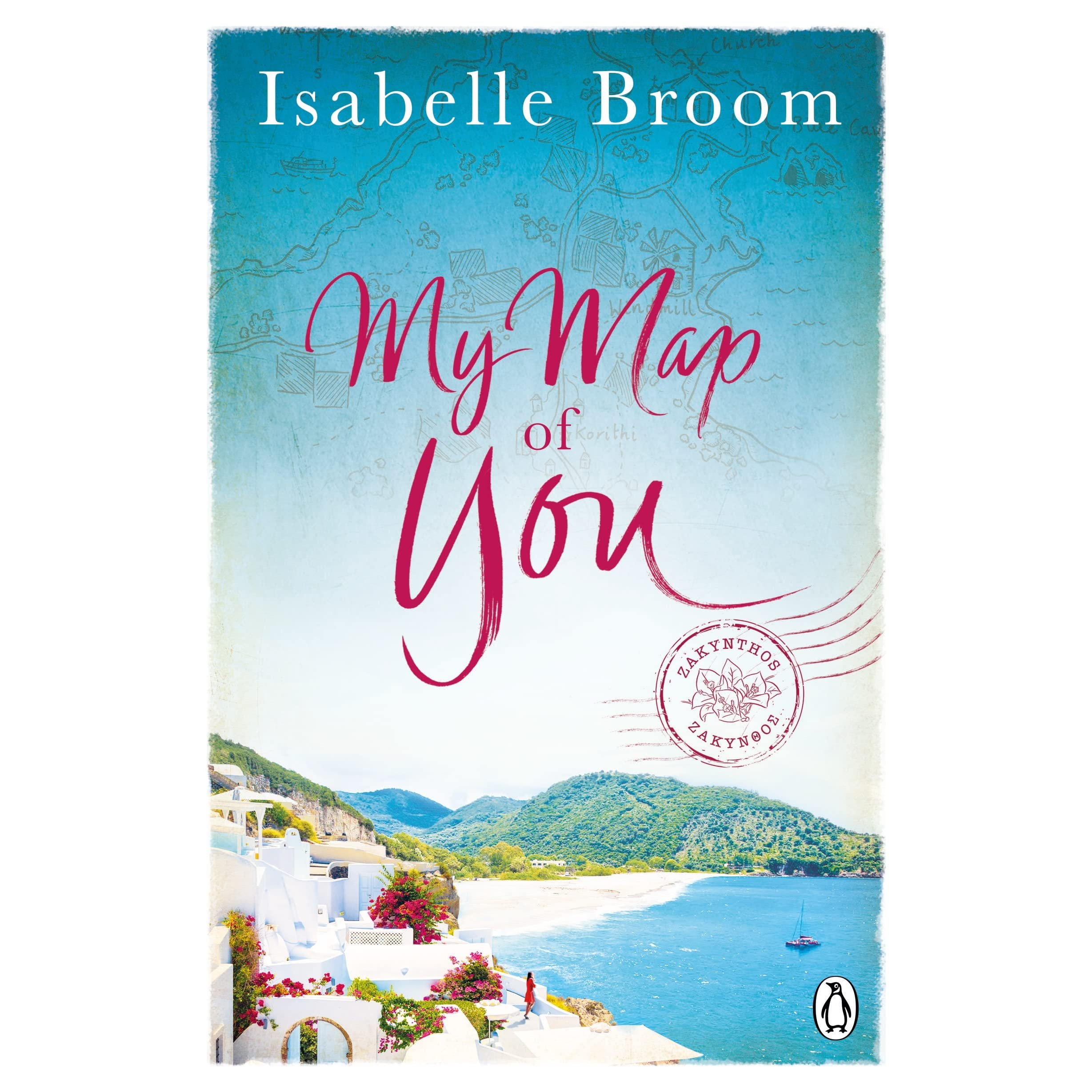 My Map You by Isabelle Broom