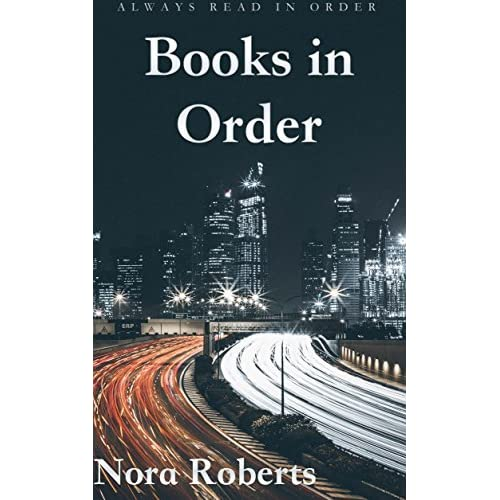 books order nora roberts releases trilogy death