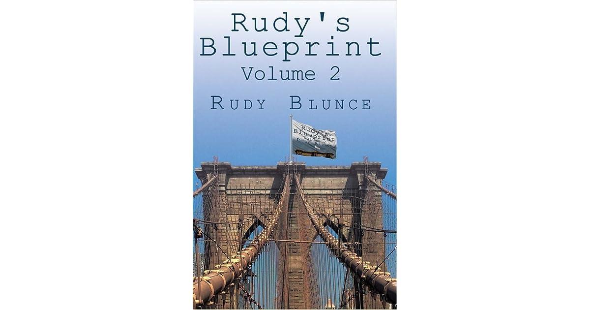 Rudys blueprint volume 2 by rudy blunce malvernweather Gallery