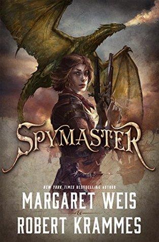 Spymaster (The Dragon Corsairs, #1)