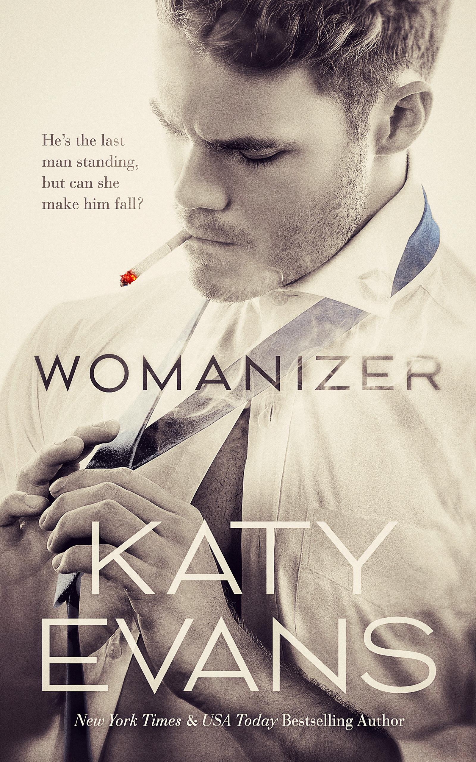 Katy Evans - Manwhore 4 - Womanizer
