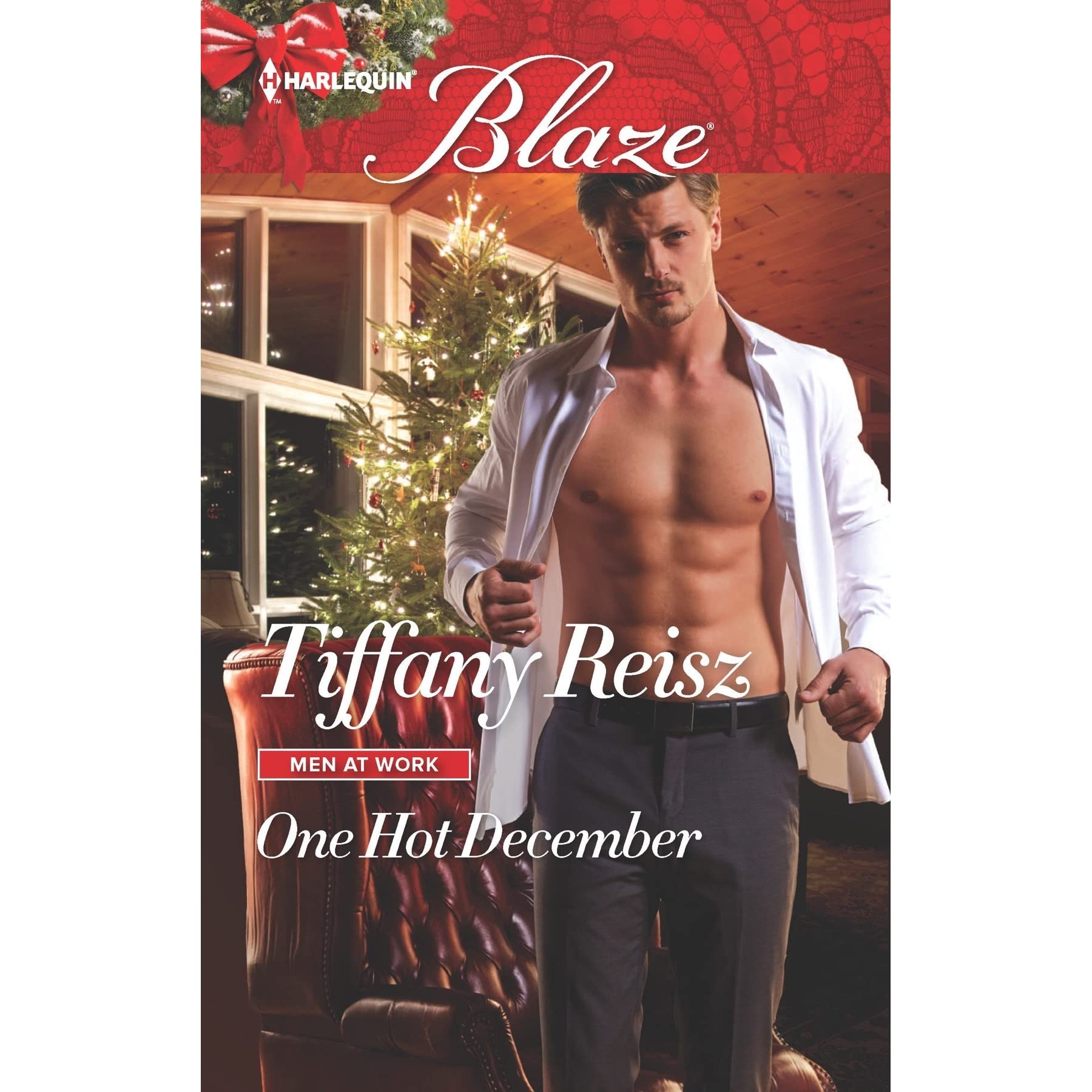 One Hot December (men At Work, #3) By Tiffany Reisz €� Reviews, Discussion,  Bookclubs, Lists
