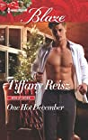 One Hot December (Men at Work, #3)