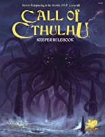 Call of Cthulhu Keeper Rulebook: Horror Roleplaying in the Worlds of H.P. Lovecraft (Call of Cthulhu RPG)