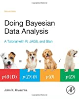 Doing Bayesian data analysis: a tutorial with R, JAGS, and Stan (Second Edition)