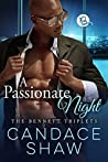 A Passionate Night (Arrington Family and Friends #1)