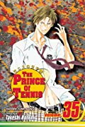 The Prince of Tennis, Volume 35: Farewell, Hyotei Academy