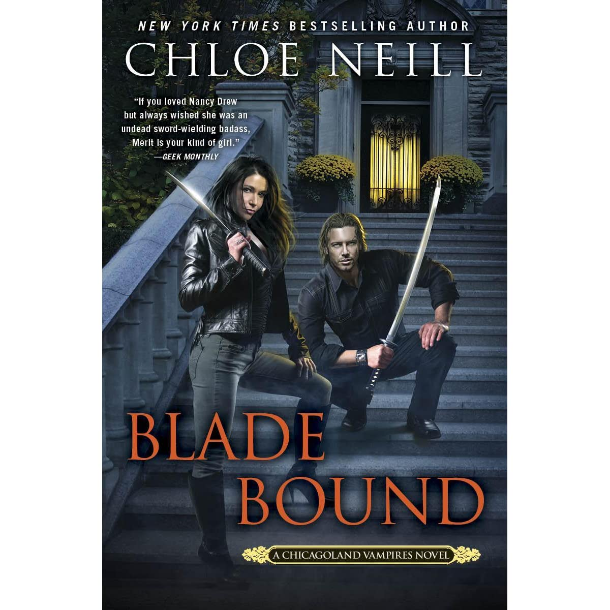 Image result for blade bound by chloe neill