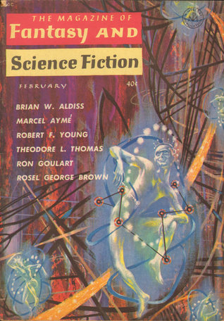 The Magazine of Fantasy and Science Fiction, February 1961 (The Magazine of Fantasy & Science Fiction, #117)