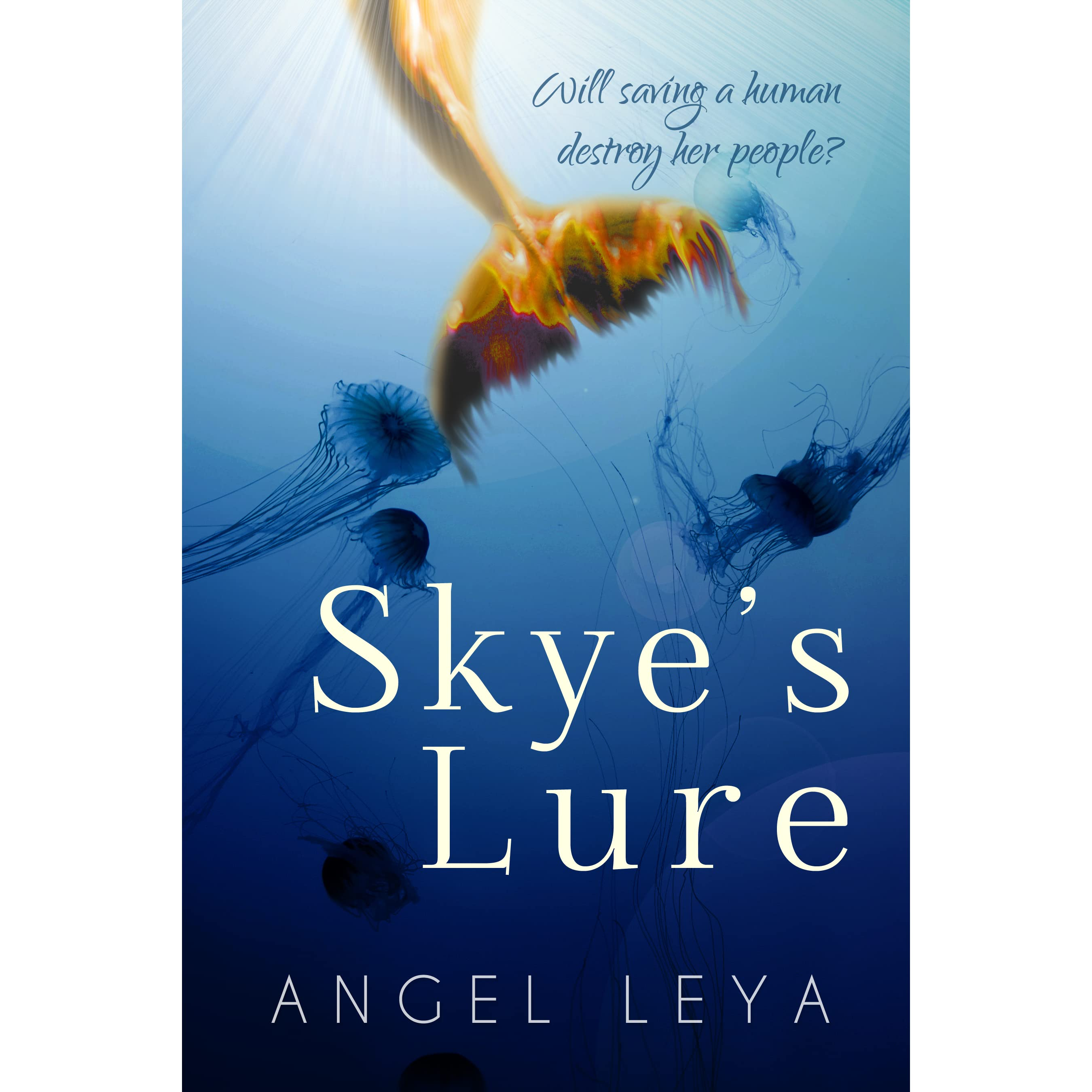 Skye's Lure: A Contemporary Fantasy Romance Mermaid Ebook By Angel Leya €�  Reviews, Discussion, Bookclubs, Lists