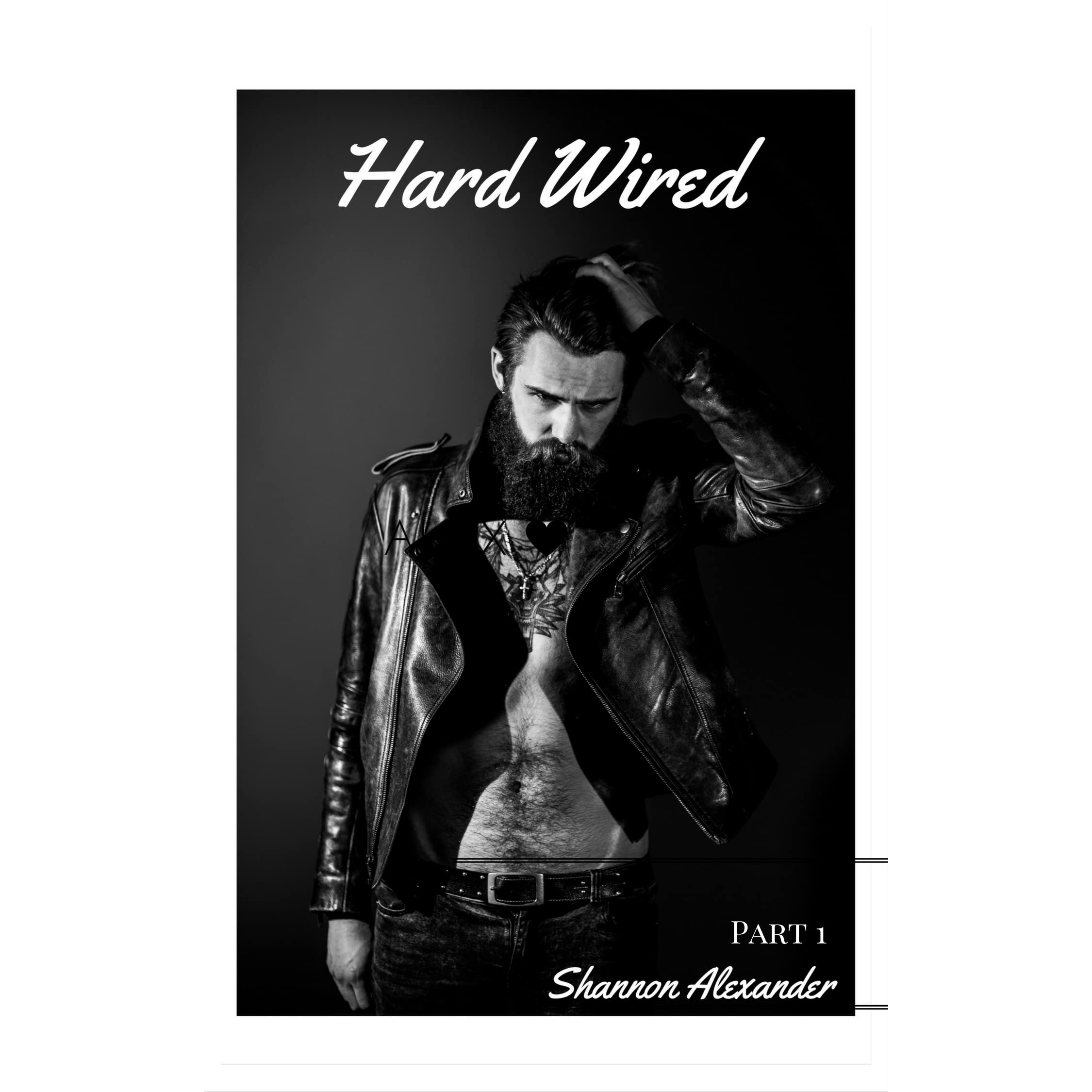Hard Wired by Shannon Alexander