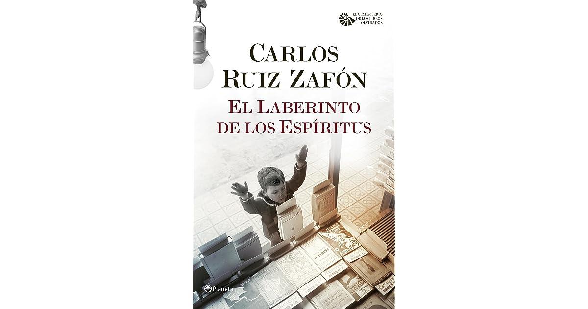 El laberinto de los espritus by carlos ruiz zafn fandeluxe Gallery