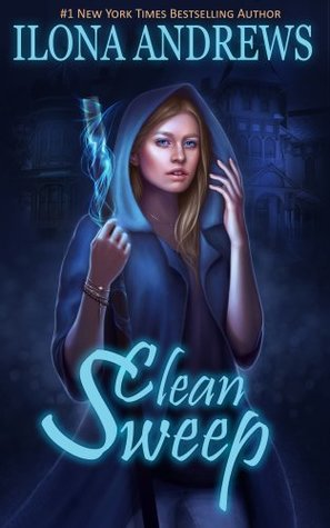 Book Review: Clean Sweep by Ilona Andrews