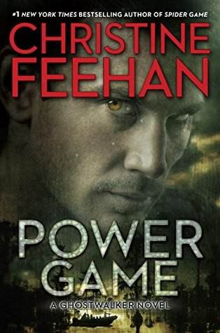 Power Game Ghostwalkers 13 By Christine Feehan