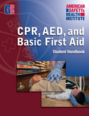 Cpr Aed And Basic First Aid American Safety Health Insute