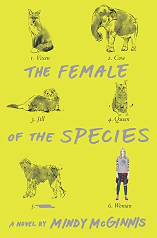 The Female of the Species by Mindy McGinnis