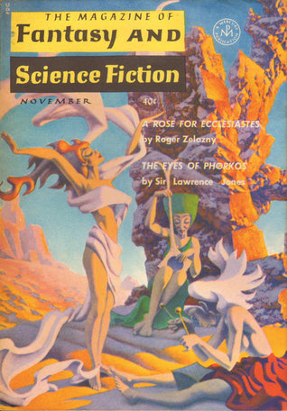 The Magazine of Fantasy and Science Fiction, November 1963 (The Magazine of Fantasy & Science Fiction, #150)