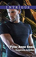 Suspicious Activities (Orion Security Book 4)