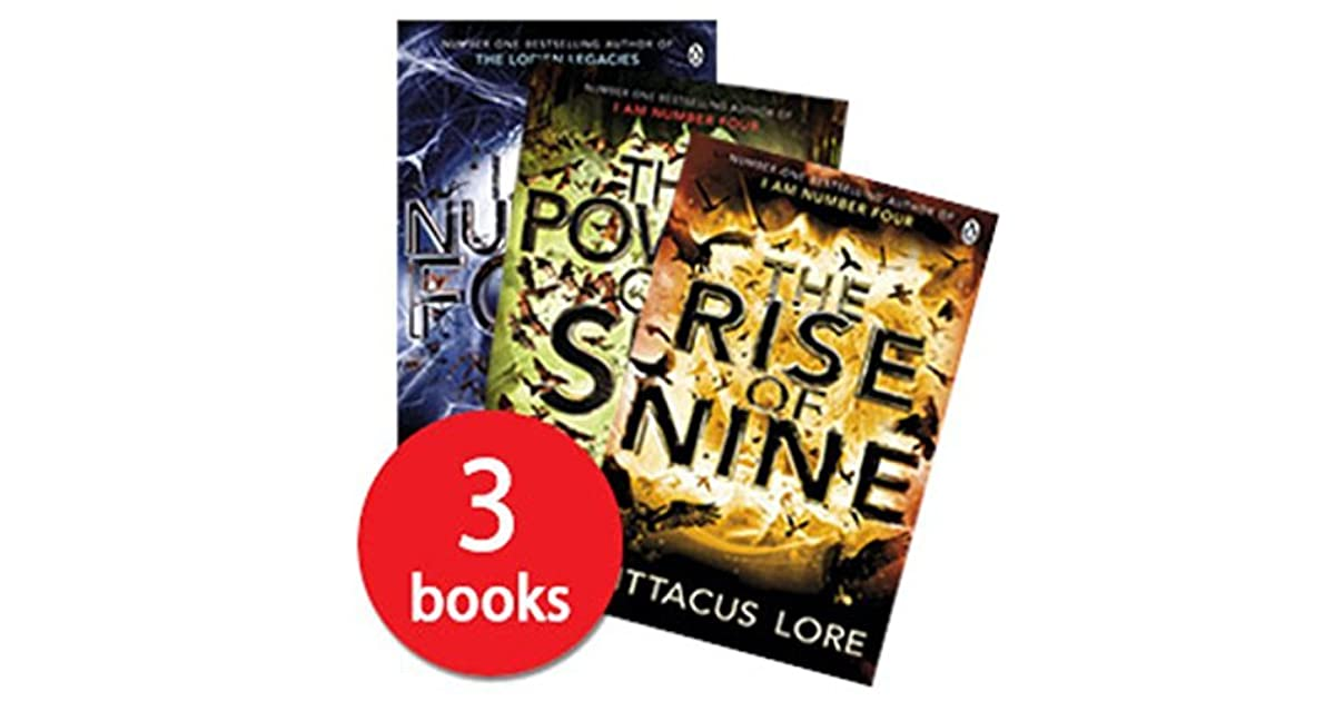 I Am Number Four The Power Of Six The Rise Of Nine By Pittacus Lore