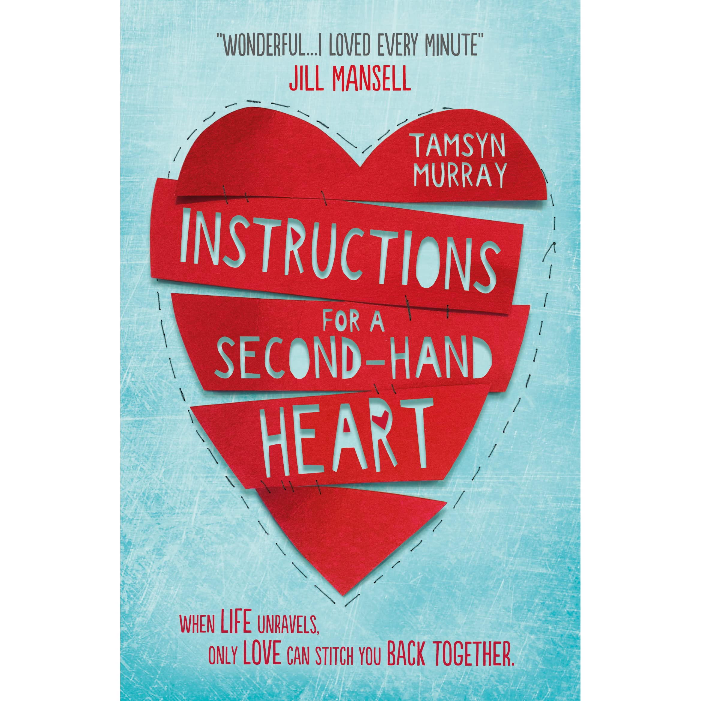 Instructions For A Secondhand Heart By Tamsyn Murray €� Reviews,  Discussion, Bookclubs, Lists