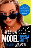Fashion Assassin (Jessica Cole: Model Spy, #2)