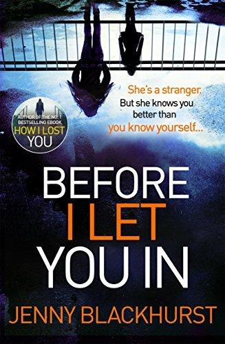 Before I Let You In - Jenny Blackhurst