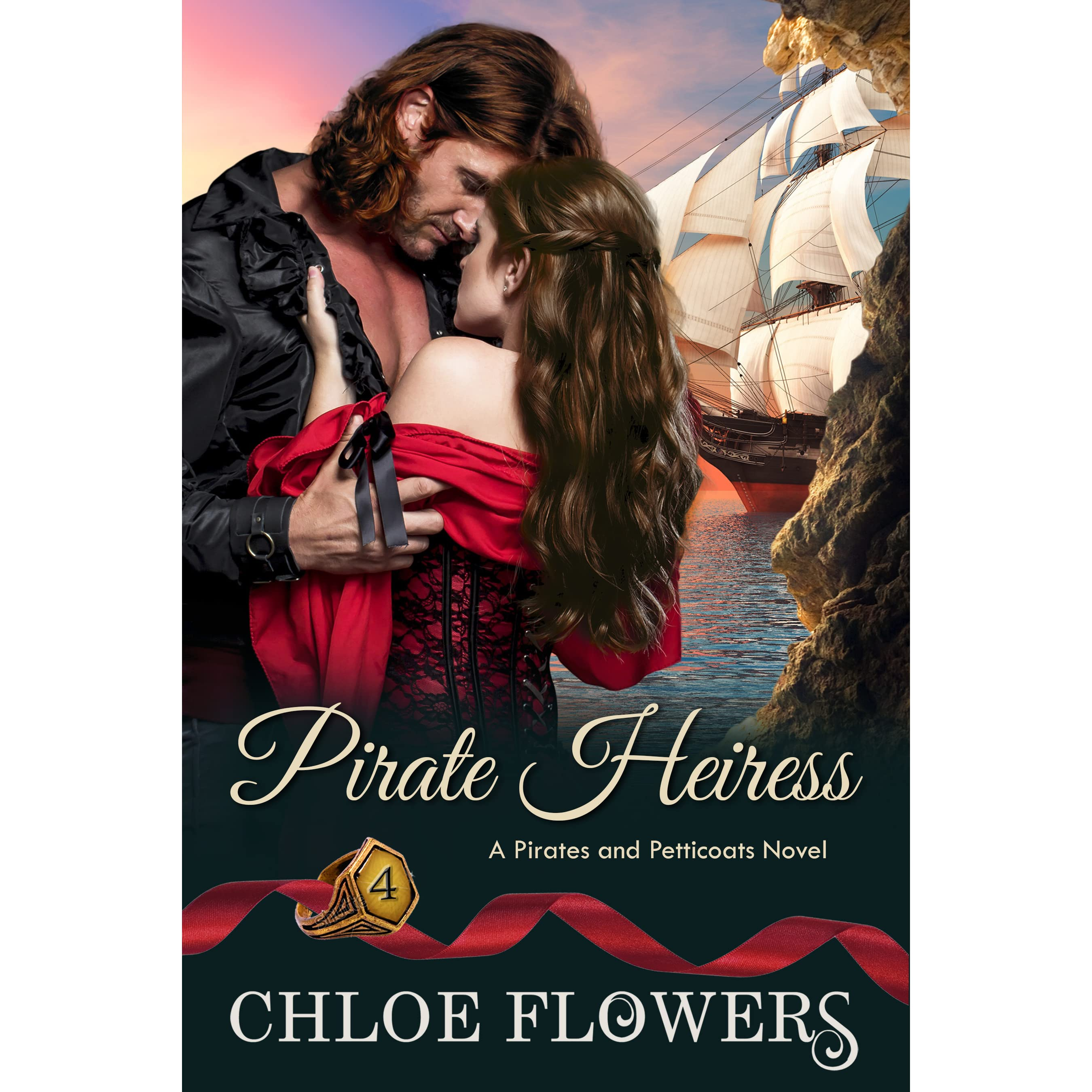 Pirate Heiress by Chloe Flowers — Reviews Discussion Bookclubs Lists