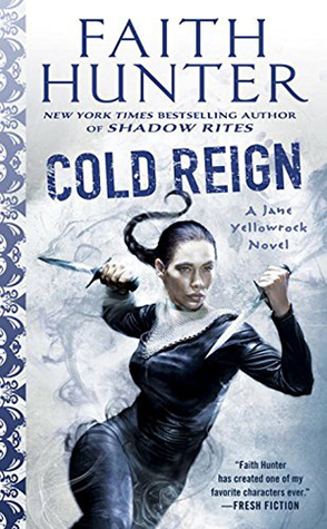 Book Review: Cold Reign by Faith Hunter