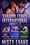 SEALs of Shadow Force Romantic Suspense Series Box Set, (SEALs of Shadow Force, #1-3)