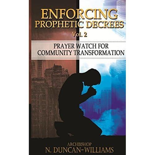 Get PDF Enforcing Prophetic Decrees