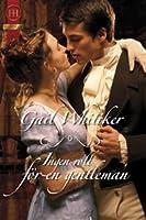 Ingen roll för en gentleman (The Gryphon, #2)