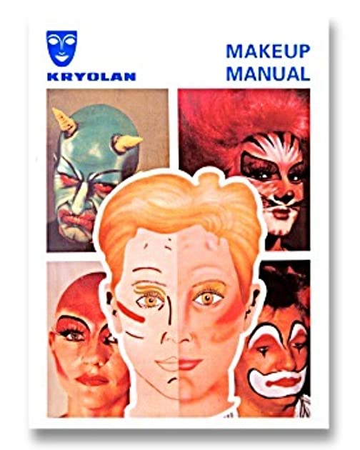 Krylon makeup manual array kryolan makeup manual by arnold langer rh goodreads fandeluxe Choice Image