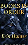 Books in Order: Erin Hunter: Warriors Series: Survivors: Seekers