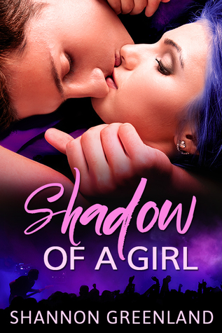 Shadow of a Girl by Shannon Greenland
