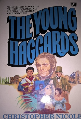 The Young Haggards by Christopher Nicole