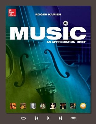 Music: An Appreciation, Brief Edition [with MP3 Download Code & ConnectPLUS Access Code]
