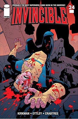Invincible #24 Robert Kirkman