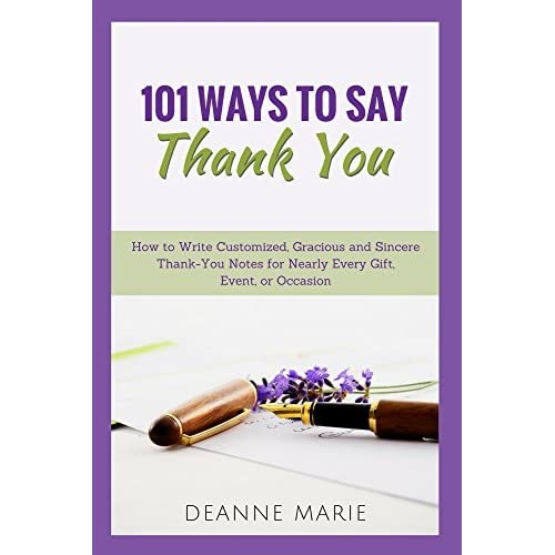 How To Write A Thoughtful Thank You Note (And Why You Should!)