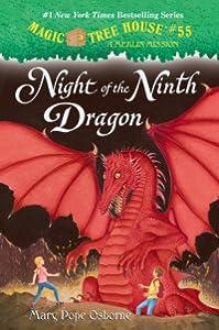 Night of the Ninth Dragon (Magic Tree House, #55)