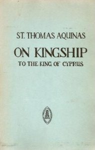On Kingship to the King of Cyprus