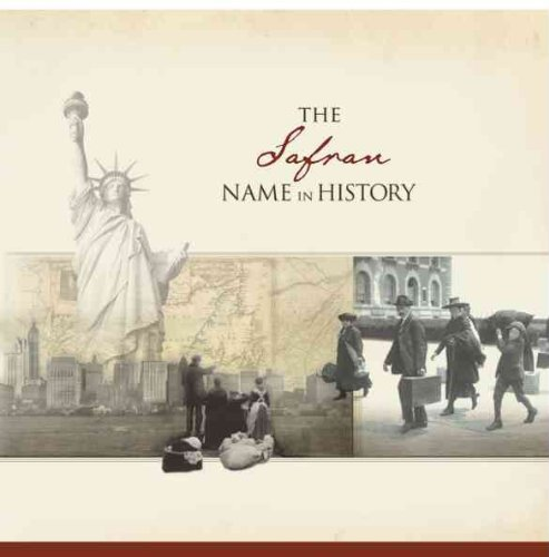 The Safran Name in History Ancestry.com