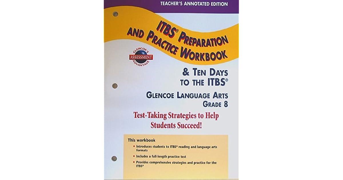 ITBS Preparation & Practice Workbook, Grade 8, Teacher's