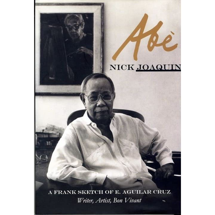 nick joaquin essays Main characters: among the characters conjured by joaquin are the manolo vidal and his family, connie escobar, esteban and concha borromeo, father tony, paco texeira, and doctor monson, a former rebel hiding in hong kong to avoid postwar trials.