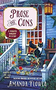 Prose and Cons (Magical Bookshop, #2)