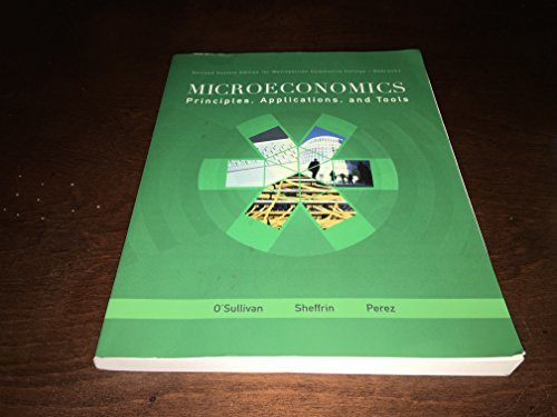 Macroeconomics Principles, Applications, and Tools (8th Edition)